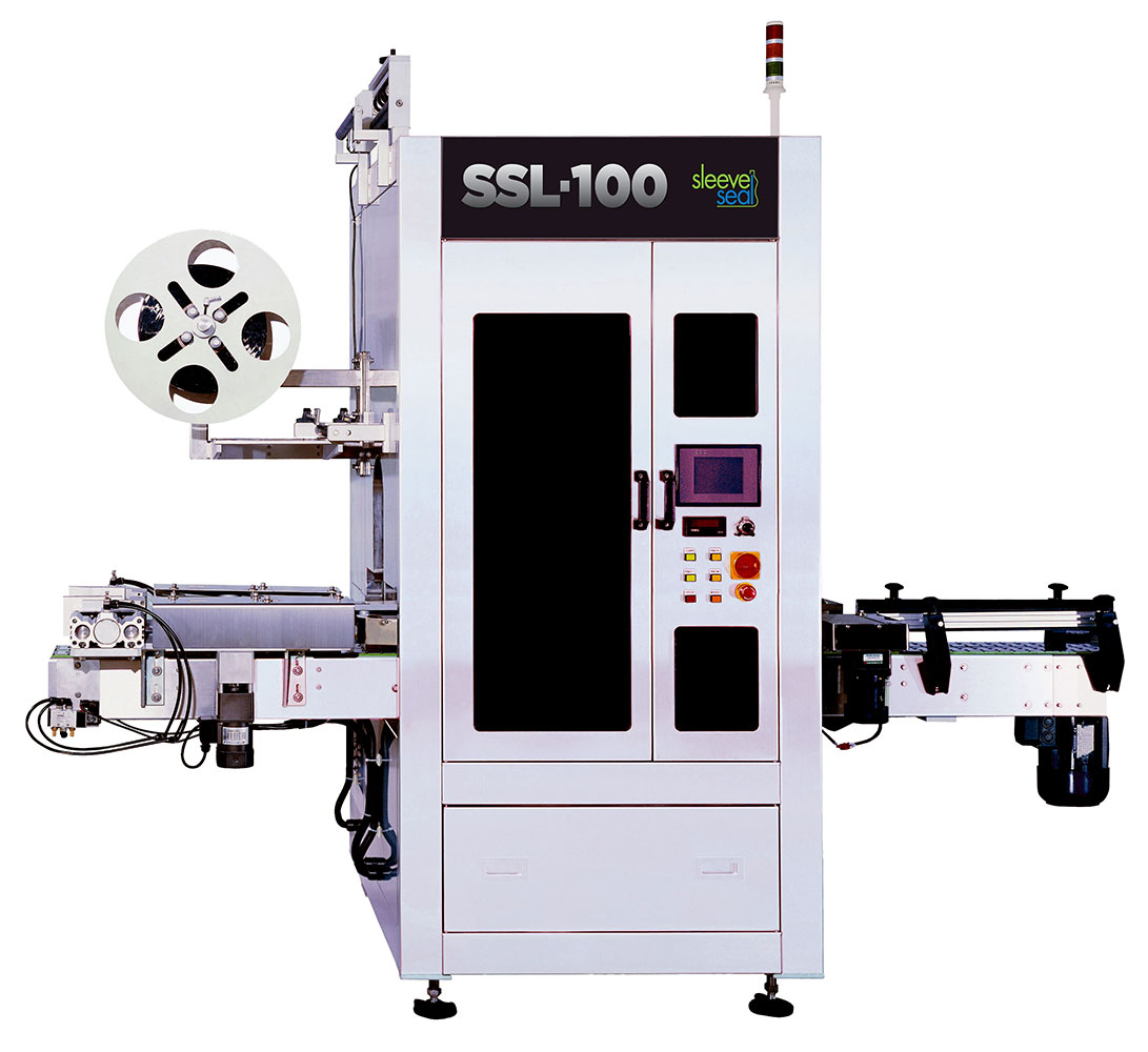 SSL-100L Large Format Sleeve Labeler