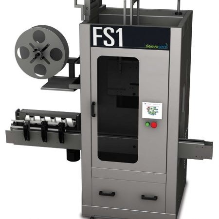 Sleeve Seal FS1 Vertical Sleeve Labeler
